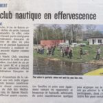 Article régate Bairon